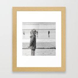 Mur Framed Art Print