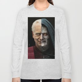 Palpatine&Sidious Long Sleeve T-shirt