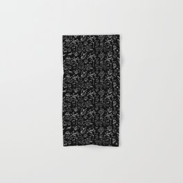 Joshua Tree Silver by CREYES Hand & Bath Towel