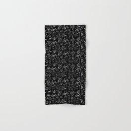 Joshua Tree Silver by CREYES Hand & Bath Towel