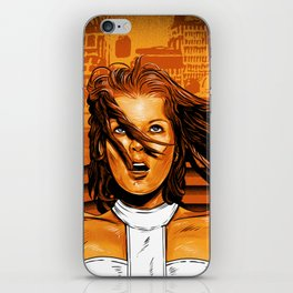 Perfect - The Supreme Being iPhone Skin