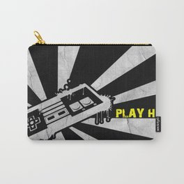 PLAY HARD Carry-All Pouch