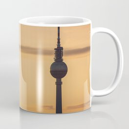 The Fernsehturm - Berlin TV Tower Coffee Mug