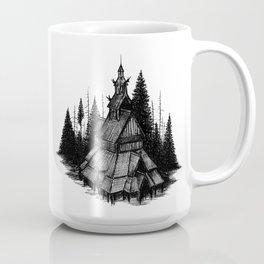 Stave church Coffee Mug