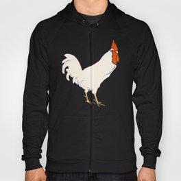 Rooster Beautiful Vintage Hoody