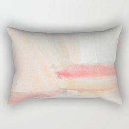 Dissolving Still Life Rectangular Pillow