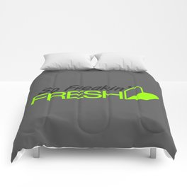 So Freakin' Fresh v4 HQvector Comforters