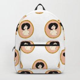 Valentine Pinup 4 Backpack