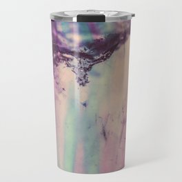 Purple Fluorite from our Earth Travel Mug