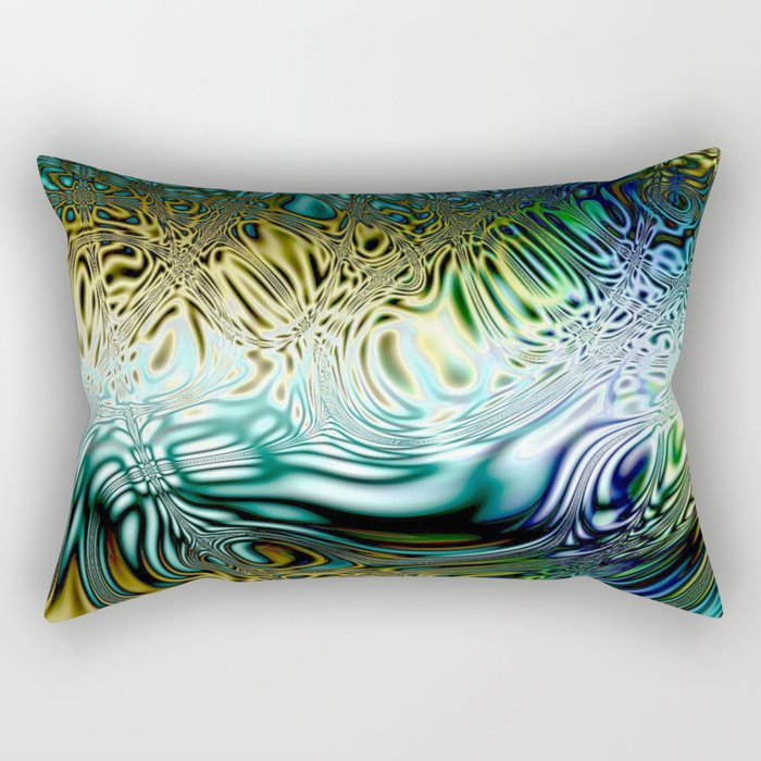 The Colors of the Wind Rectangular Pillow