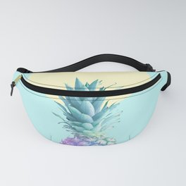 Tropical Pineapple Sunkissed #decor #popart #minimalist Fanny Pack