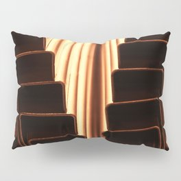 Abstract lines Pillow Sham