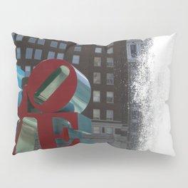 Philadelphia Love Pillow Sham