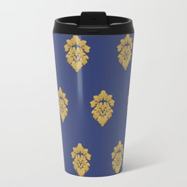 Free Marches (Blue) Travel Mug