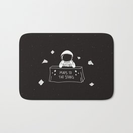 Selling Maps to the Stars Bath Mat