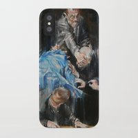 inner demons iPhone & iPod Cases featuring Demons by Tatiana Ivchenkova