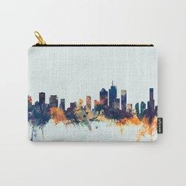 Brisbane Australia Skyline Carry-All Pouch