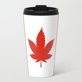 O Canada! (Hemp Flag) Travel Mug