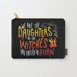 Daughters of Witches Carry-All Pouch