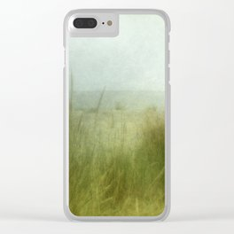 The Call Of The Sea Clear iPhone Case