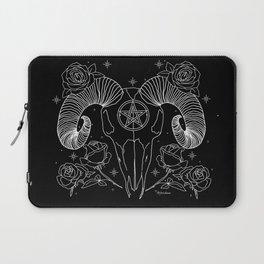 Ram Skull Laptop Sleeve