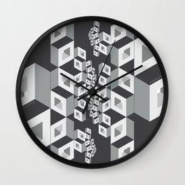 Socialization Wall Clock