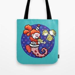 Cecil the Clown Fish Tote Bag
