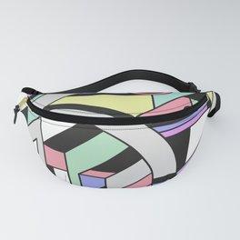 De Stijl Abstract Geometric Artwork Fanny Pack