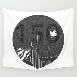 Canada 150 Wall Tapestry