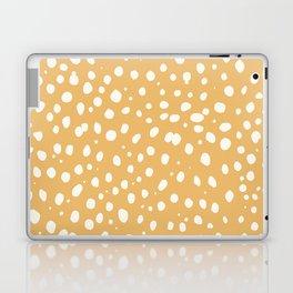 LEOPARD YELLOW Laptop & iPad Skin