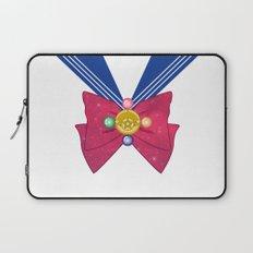 Galactic Sailor Moon Bow Laptop Sleeve