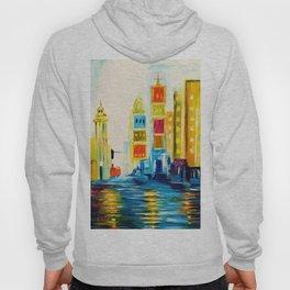 City Reflections Hoody