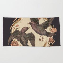 Starlings Beach Towel