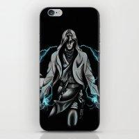 jedi iPhone & iPod Skins featuring Jedi by ED Art Studio