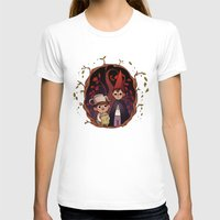 over the garden wall T-shirts featuring Over the garden wall by Willow