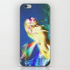 Mermaid Valley part I iPhone Skin