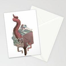 deep Stationery Cards