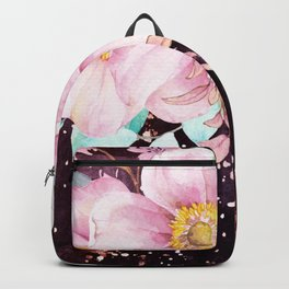 Flowers bouquet 71 Backpack