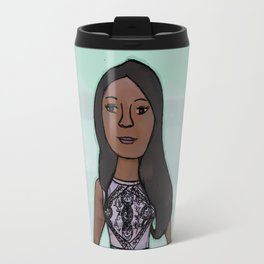 Candice Patton as Iris West Travel Mug