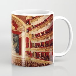 The Old Bolshoi Theater Coffee Mug