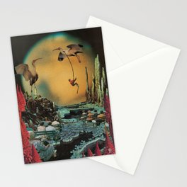 Licorice Icarus Stationery Cards
