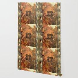Wonderful celtic knot Wallpaper
