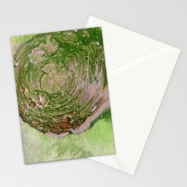 Don't go into the tall grass Stationery Cards