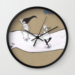 Shonen Knife Wall Clock