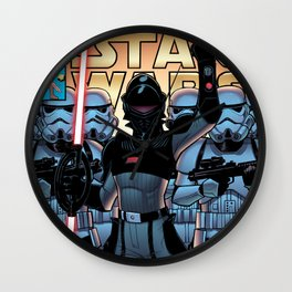 Rise of the Empire Wall Clock
