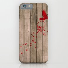 And the birds shall feast... iPhone 6s Slim Case