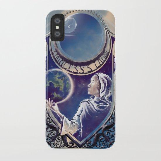 A Princess's Lament iPhone Case