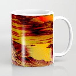 Nebel in den Bergen 1 Coffee Mug