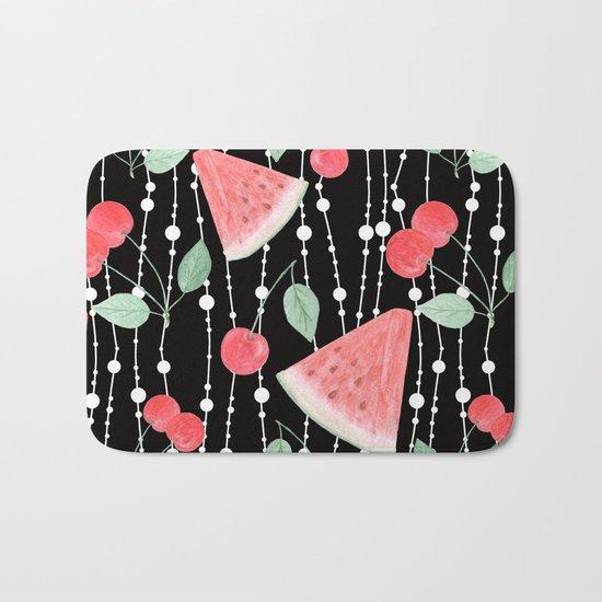 Fruit pattern.2 Bath Mat