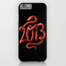 2013 - Year of the Snake Slim Case iPhone 6s